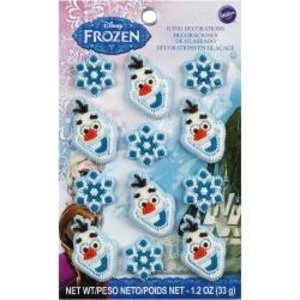 Wilton Products . WIL FROZEN ICING DECS