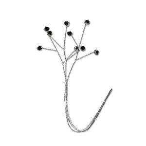 Victoria Lynn Collection . VLC RHINE PICK 4MM / BLACK