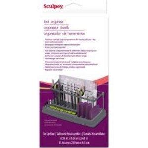 Sculpey/Polyform . SCU SCULPEY TOOL ORGANIZER