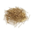 Darice . DAR #12 3/4 SEQUIN PINS GOLD 300P