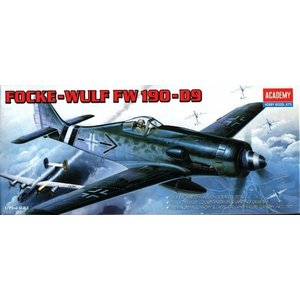 Academy Models . ACY 1/72 FW190D FIGHTER