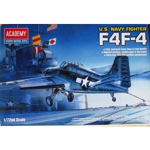 Academy Models . ACY 1/72 F4F4 Wildcat USN Fighter