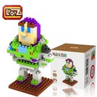 RC Pro . RCP BRICKS FIGURES BUZZ LTYR