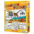 Cobble Hill . CBH Nature Coloring Puzzle