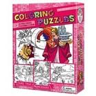 Cobble Hill . CBH Princess Coloring Puzzle
