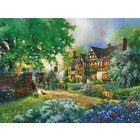 Cobble Hill . CBH Old Coach Inn 275Pc Puzzle