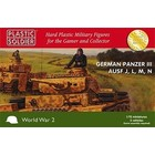Plastic Soldiers . PSO 1/72 WWII GERMAN PANZER III