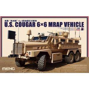 Meng . MEG 1/35 US COUGAR 6X6 MRAP V