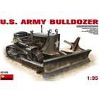 Miniart . MNA 1/35 US ARMY BULLDOZER
