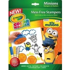 Crayola . CRY MINION WONDER STAMPERS