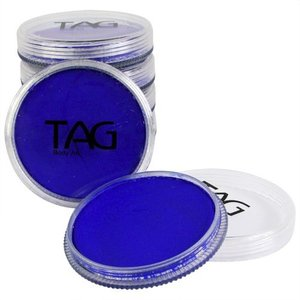 TAG BODY ART . TAG ROYAL BLUE FACE/BODY PAINT 32GR