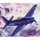 Trumpeter . TRM 1/32 F8F-1B Bearcat