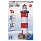 Ravensburger (fx shmidt) . RVB Coastal Lighthouse 3D 216Pc Puzzle