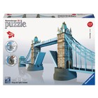 Ravensburger (fx shmidt) . RVB Tower Bridge 3D 216Pc Puzzle