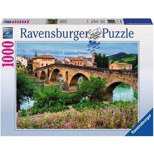 Ravensburger (fx shmidt) . RVB PUENTE LA REINA 1000PC