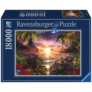 Ravensburger (fx shmidt) . RVB PARADISE SUNSET 18000PC