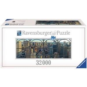 Ravensburger (fx shmidt) . RVB VIEW/MANHATTEN 32000PC