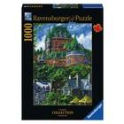 Ravensburger (fx shmidt) . RVB Frontenac Quebec 1000Pc Puzzle
