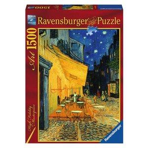 Ravensburger (fx shmidt) . RVB VAN GOGH CAFE 1500PC