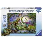 Ravensburger (fx shmidt) . RVB Realm Of Giants 200Pc Puzzle