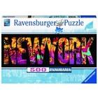 Ravensburger (fx shmidt) . RVB NEWYORK GRAFFITI 500PC