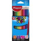 Maped . MPD COLOR PEPS PENCIL 12