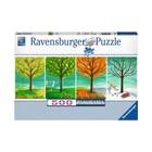 Ravensburger (fx shmidt) . RVB Four Seasons 500Pc Puzzle