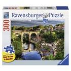 Ravensburger (fx shmidt) . RVB OVER THE RIVER 300PC