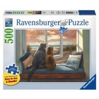 Ravensburger (fx shmidt) . RVB Window Buddies 500Pc Puzzle