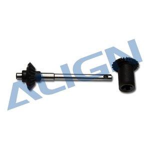 Align RC . AGN (DISC) - 550/600 TORQUE TUBE REAR DRIVE GEAR