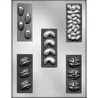 CK Products . CKP ASST NUT BAR CHOC MOLD