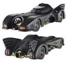 Hotwheels . HTW 1/18 '89 BATMOBILE BATMAN RETURNS