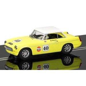 Scalextric . SCT THOROUGHBRED SPORT CAR