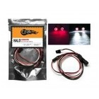 FIREBRAND RC . FBR HALOS LED LIGHTS (RED WITH WHITE HALO)