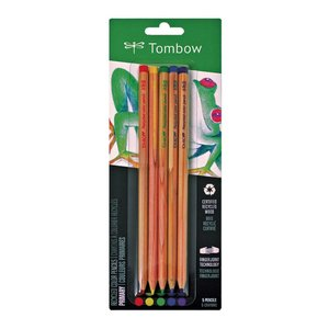 Tombow . TBW PRIMARY RCYCLD PENCILS 12