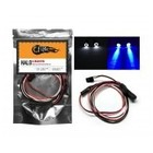 FIREBRAND RC . FBR HALOS LED LIGHTS (BLUE WITH WHITE HALO)
