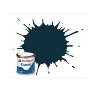 Humbrol Paint . HUM MATT PRU BLUE