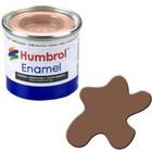 Humbrol Paint . HUM ENAMEL - ANTIQUE BRONZE (M)