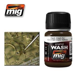 Ammo of MIG . MGA BROWN WASH FOR DARK YELLOW
