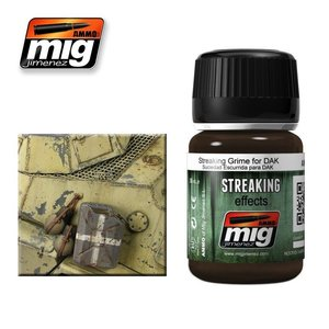 Ammo of MIG . MGA STREAKING GRIME FOR DAK