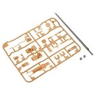Tamiya America Inc. . TAM 1/35 Metal Gun Barrel For Panther Ausf.D