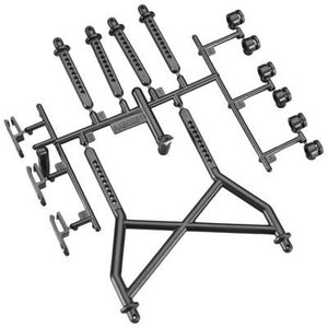 Axial . AXI BODY MOUNTS PARTS TREE