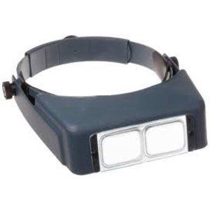 Donegan Optical Co. . DON OPTI VISOR AL W/LENS PLATE 3