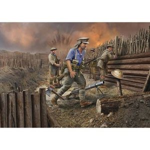 Revell of Germany . RVL 1/72 ANZAC INFANTRY 1915