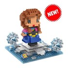 RC Pro . RCP BRICKS FIGURES FROZEN ANNA