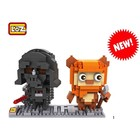 RC Pro . RCP BRICKS FIGURES DARTH AND CHEWBACCA