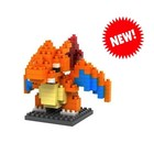 RC Pro . RCP BRICKS FIGURES CHARIZARD