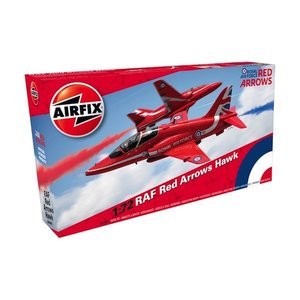 Airfix . ARX 1/72 RED ARROWS HAWK