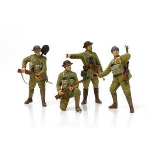 Tamiya America Inc. . TAM 1/35 WWI BRITSH INF W/EQUIP