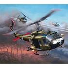 Revell of Germany . RVL 1/100 BELL UH-1H GUNSHIP